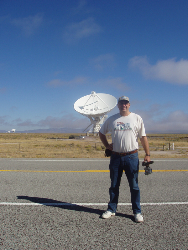 Very Large Array, New Mexico, © by Bernhard Häusler, Germany